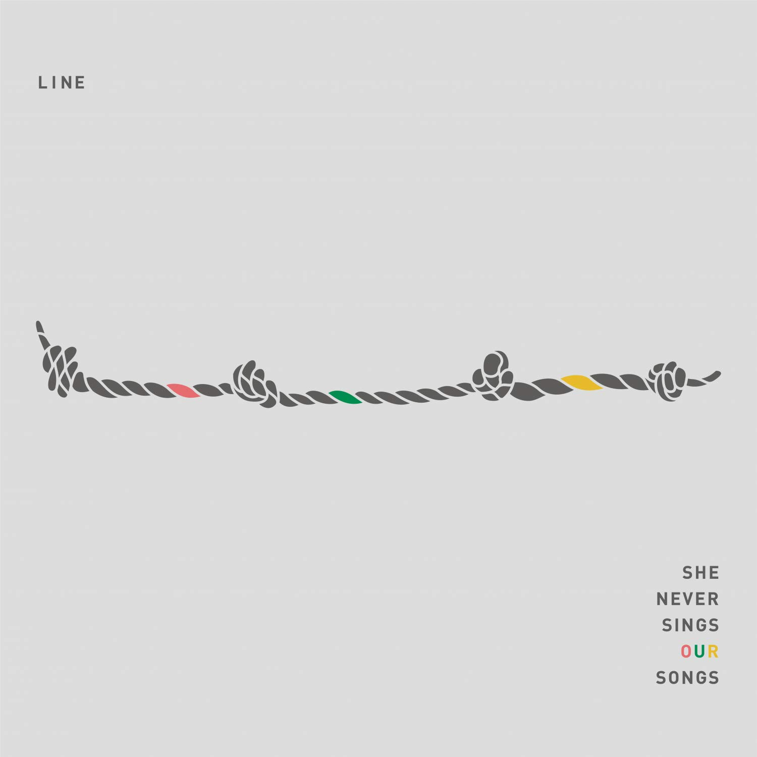 She Never Sings Our Songs – Line (2019) [FLAC]