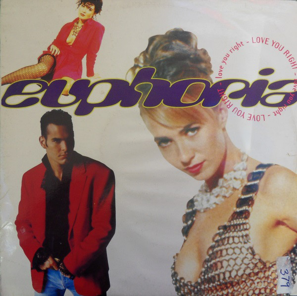 Euphoria – Love You Right (1991) [FLAC]