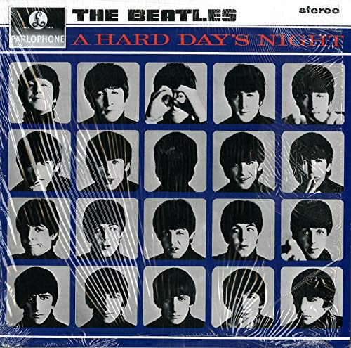 The Beatles – A Hard Day's Night (2018) [FLAC]