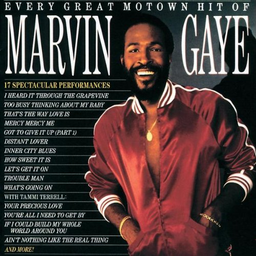 Marvin Gaye – Every Great Motown Hit Of Marvin Gaye (1991) [FLAC]