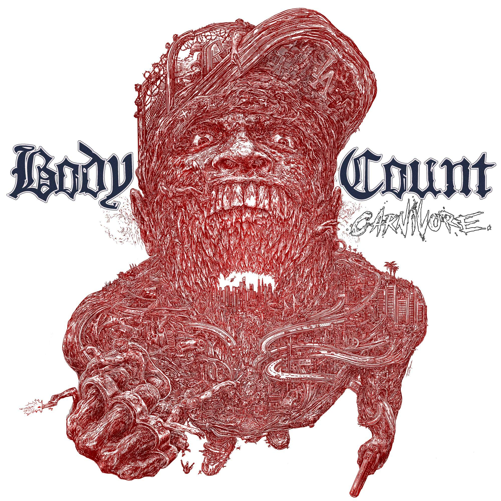 Body Count – Carnivore (2020) [FLAC]