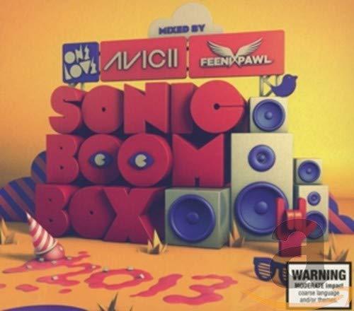 VA – Onelove Sonic Boom Box 2013 Mixed by Avicii & Feenixpawl (2013) [FLAC]