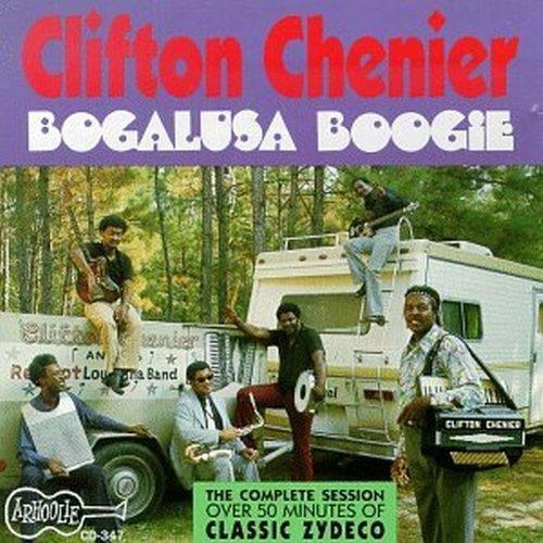 Clifton Chenier – Bogalusa Boogie (1990) [FLAC]