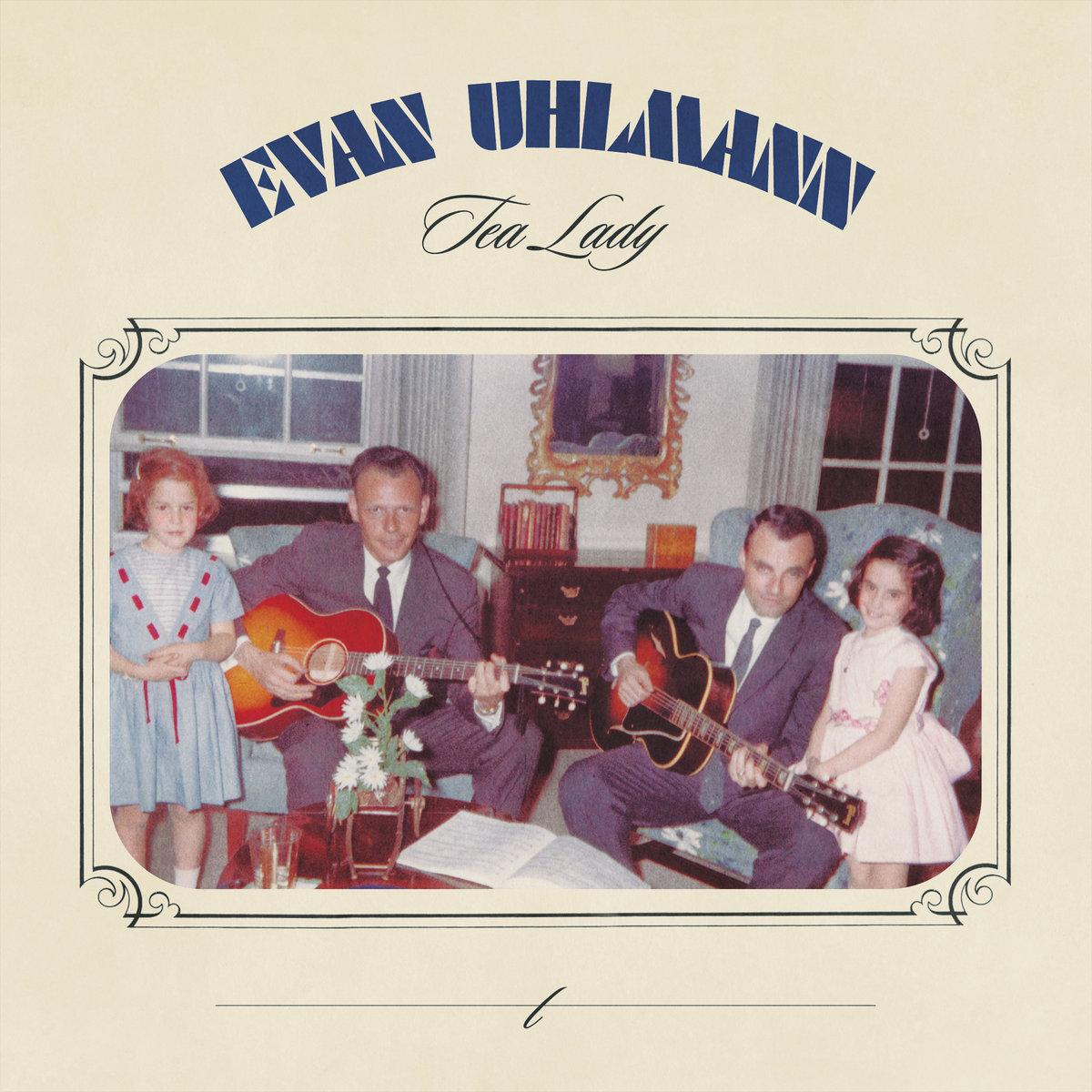 Evan Uhlmann – Tea Lady (2020) [FLAC]