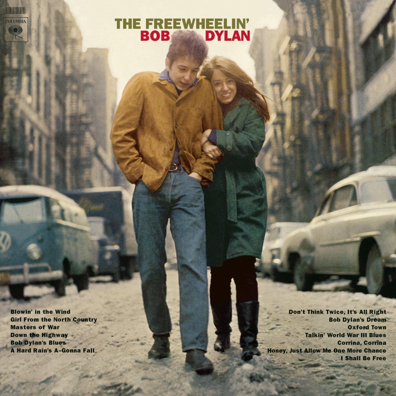 Bob Dylan – The Freewheelin' Bob Dylan (1967) [FLAC]