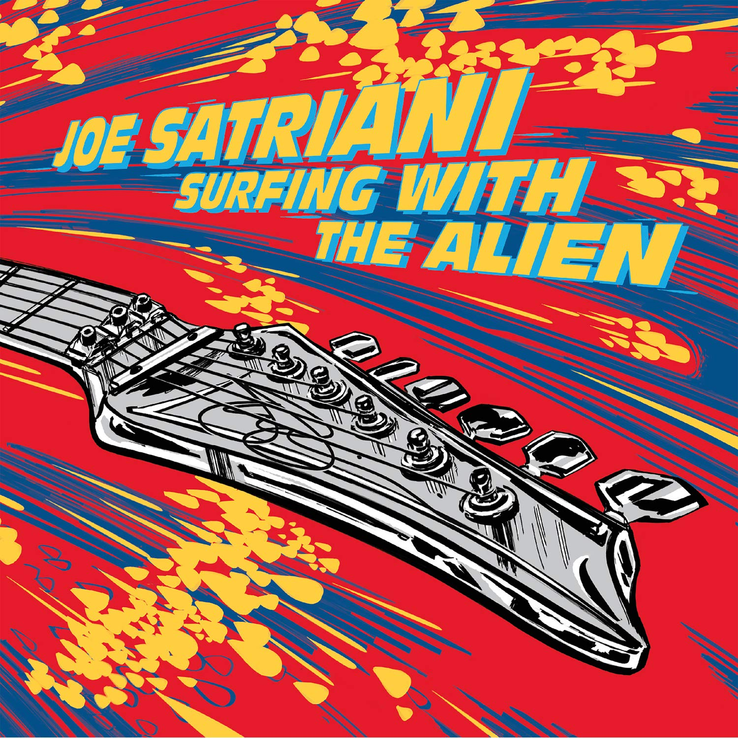 Joe Satriani – Surfing With The Alien (2019) [FLAC]