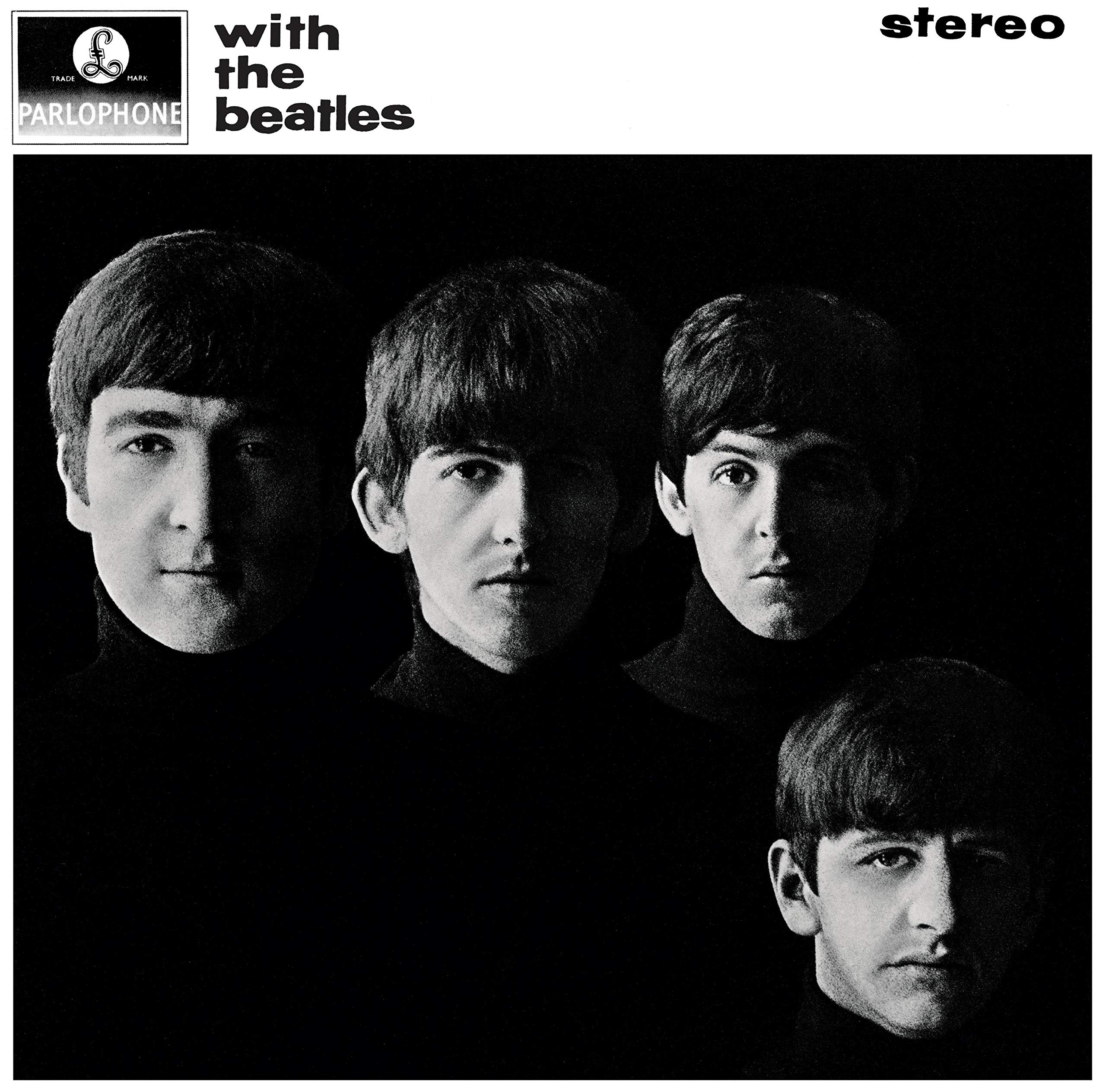The Beatles – With The Beatles (2018) (REISSUE REMASTERED LP) [FLAC]