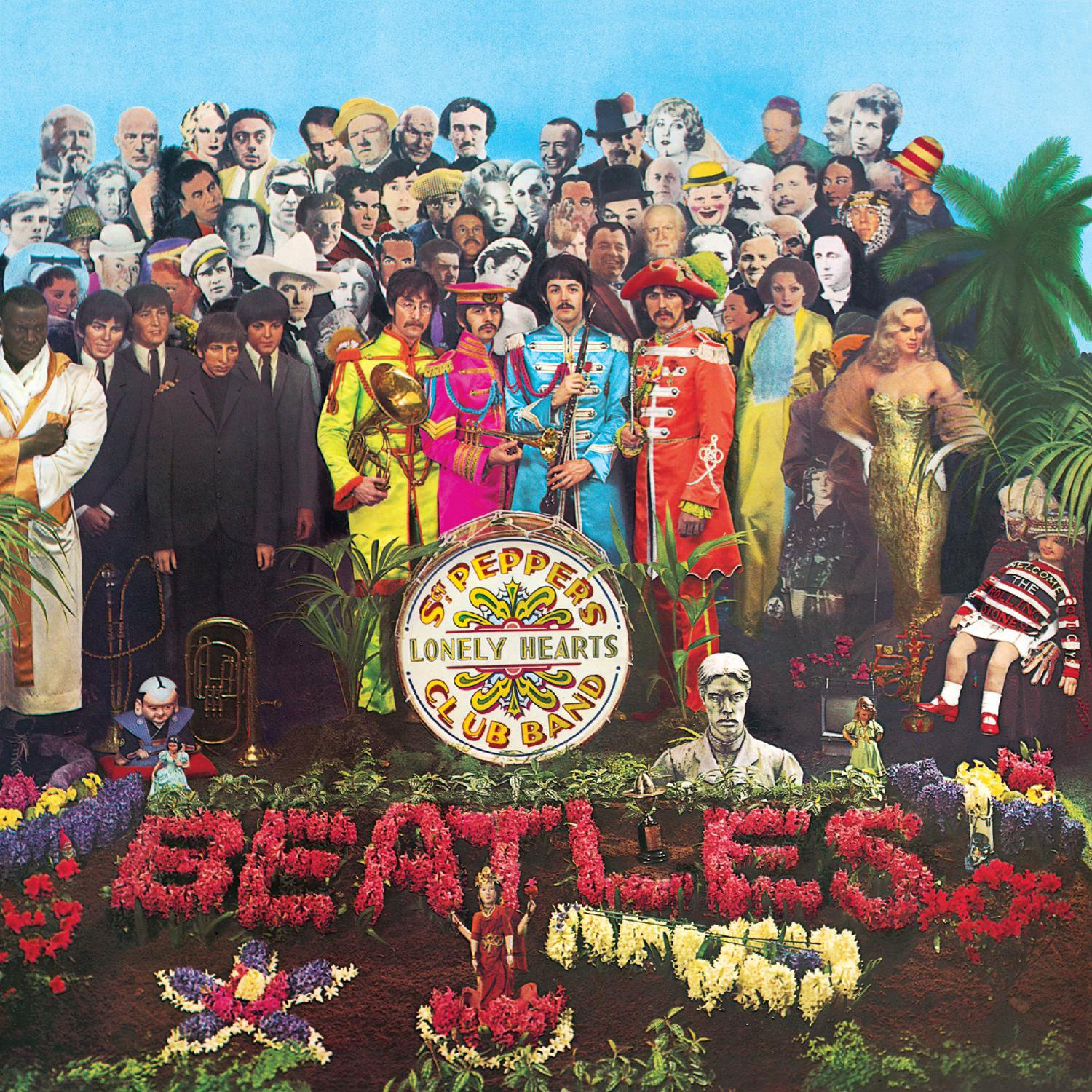 The Beatles – Sgt. Pepper's Lonely Hearts Club Band (REISSUE REMASTERED LP) (2017) [FLAC]