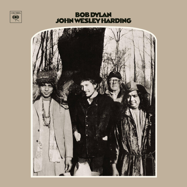 Bob Dylan – John Wesley Harding (1968) [FLAC]