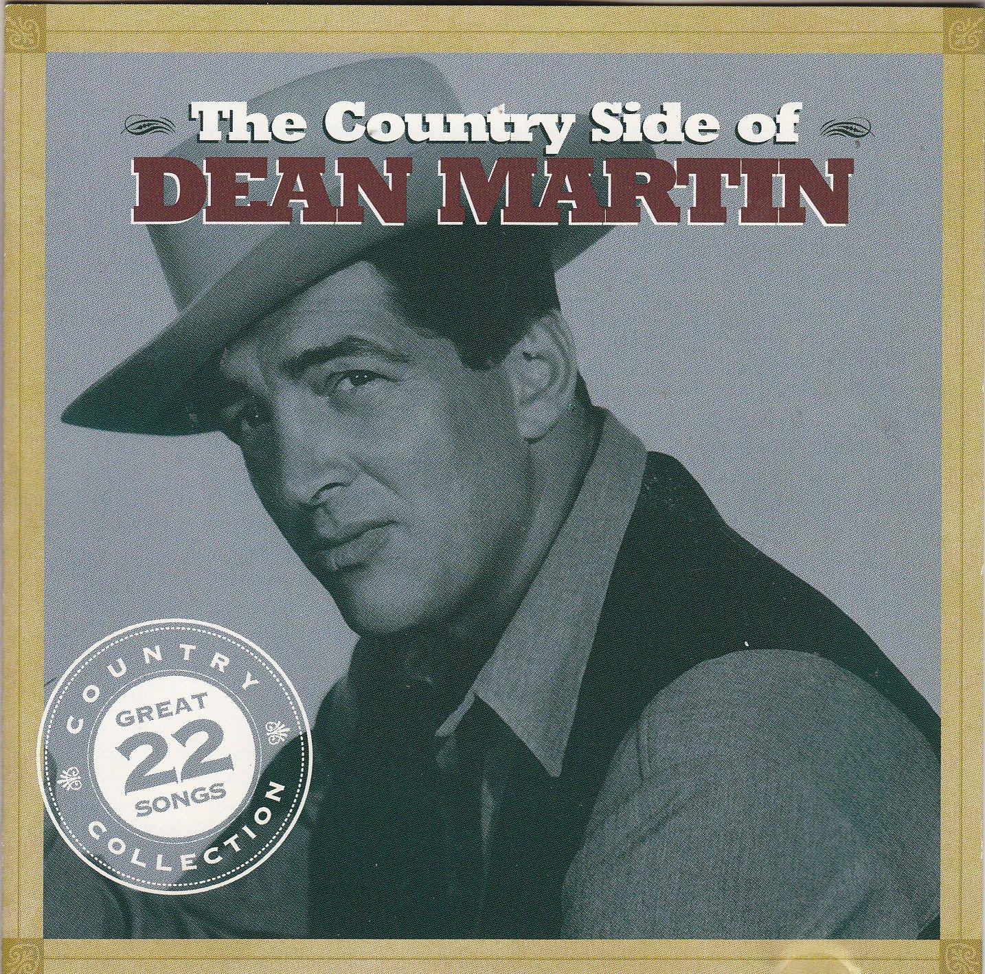 Dean Martin – The Country Side Of Dean Martin (1998) [FLAC]