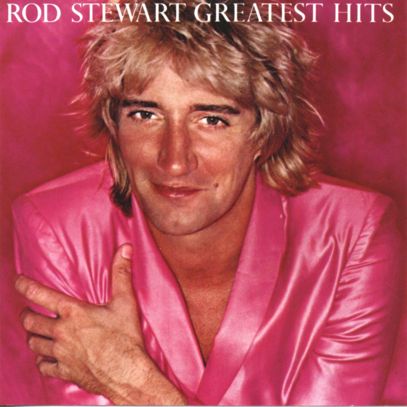 Rod Stewart – Greatest Hits (1990) [FLAC]