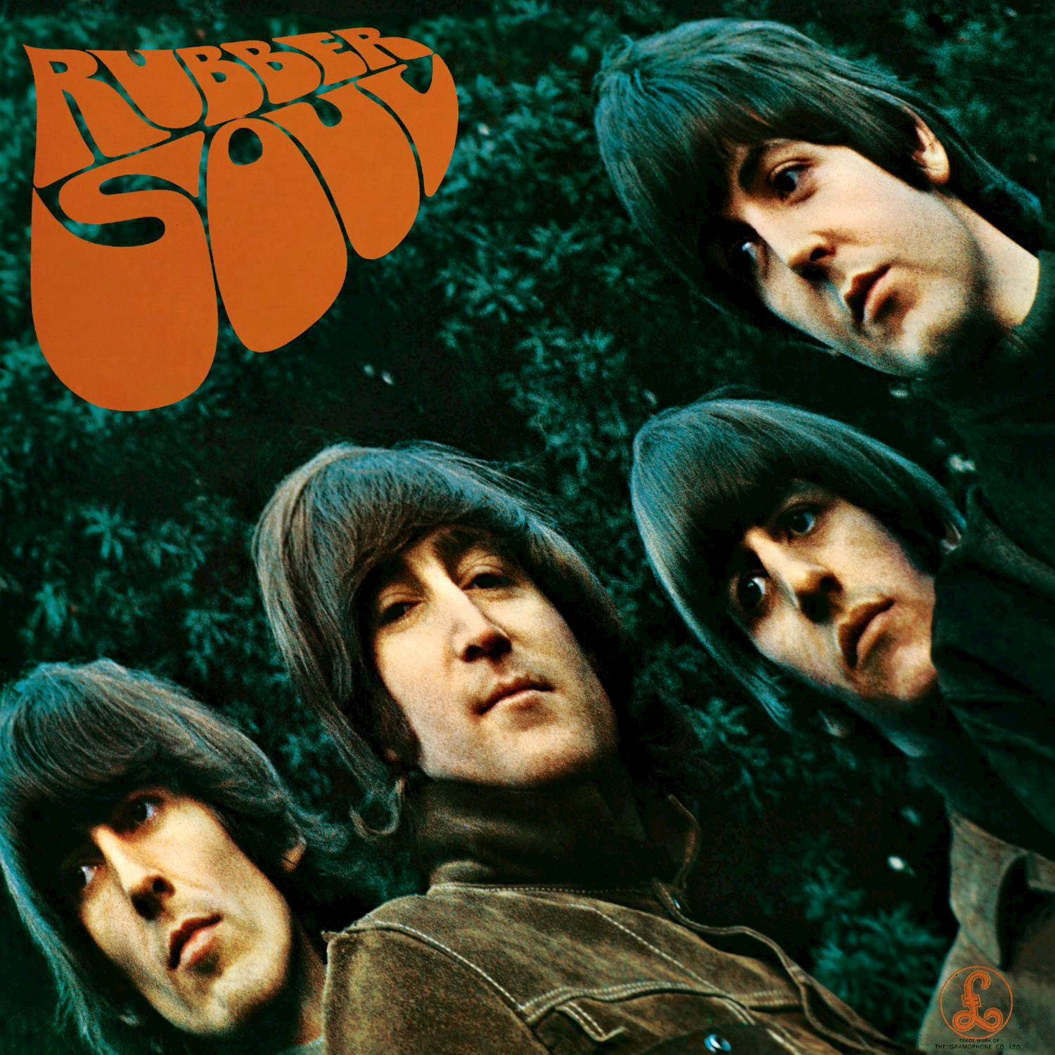 The Beatles – Rubber Soul (REISSUE REMASTERED LP) (2017) [FLAC]