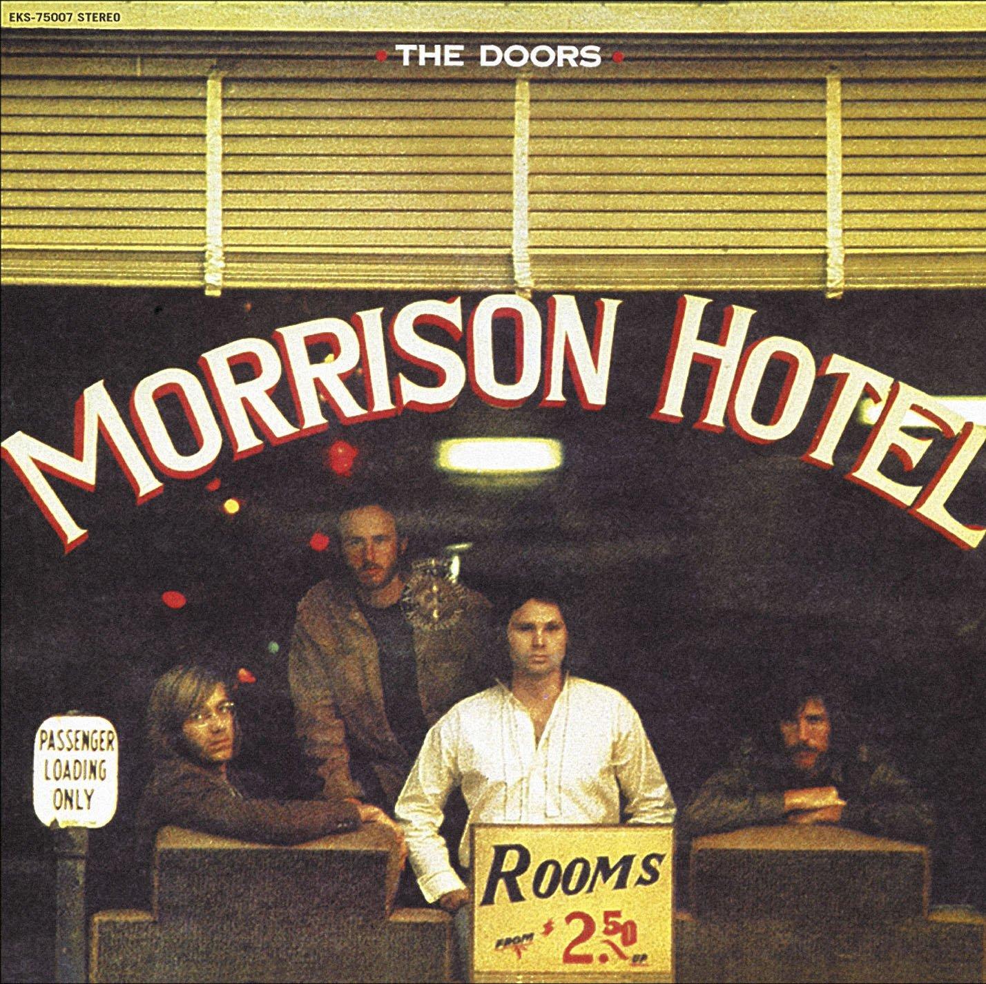 The Doors – Morrison Hotel (1991) [FLAC]