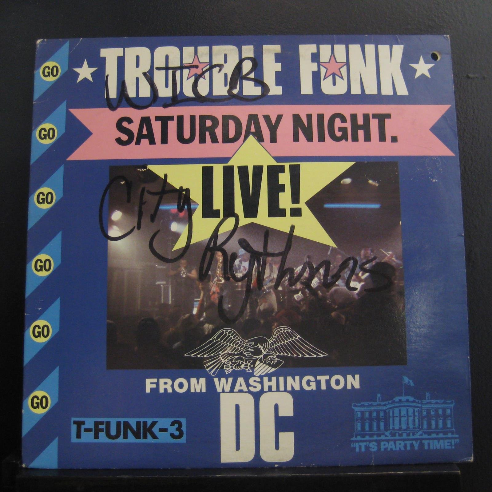 Trouble Funk – Saturday Night Live From Washington DC (1983) [FLAC]
