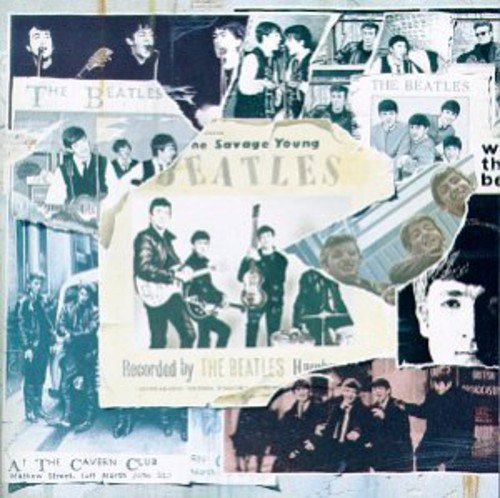 The Beatles – Anthology 1 (REISSUE 3LP) (2018) [FLAC]