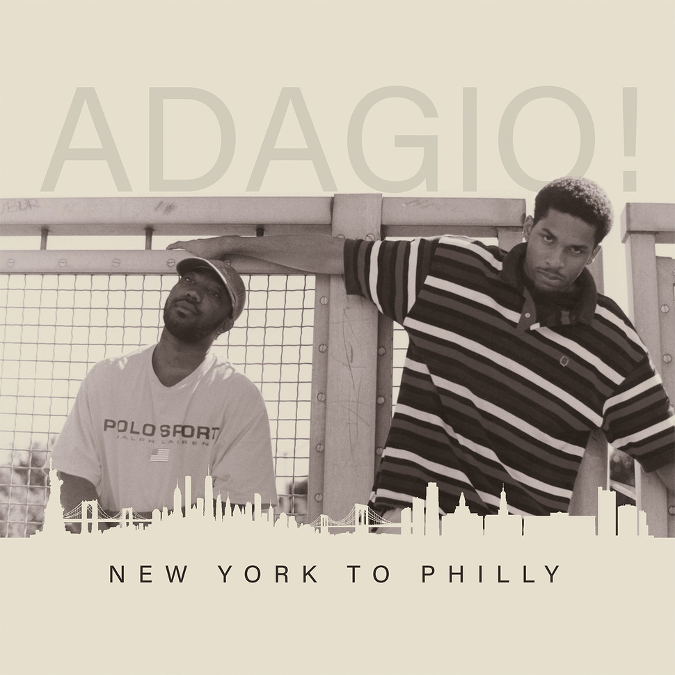 Adagio-New York To Philly-LIMITED EDITION-CD-FLAC-2020-AUDiOFiLE