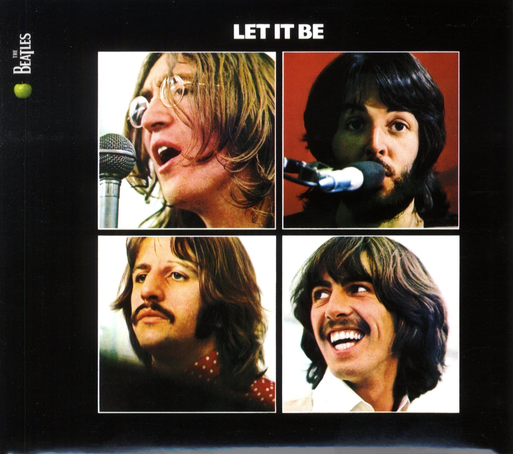 The Beatles – Let It Be (REISSUE REMASTERED LP) (2018) [FLAC]