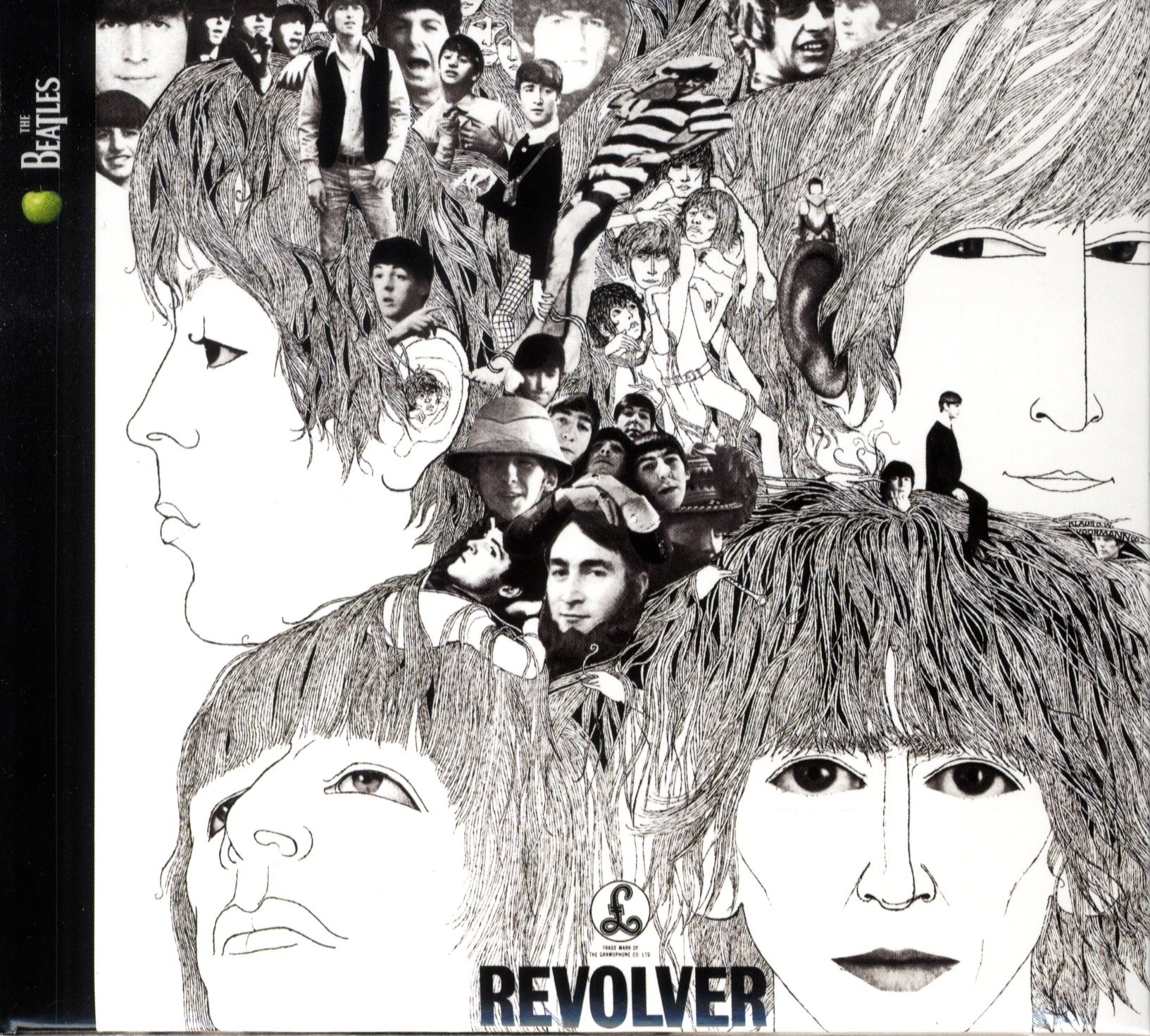 The Beatles – Revolver (REISSUE REMASTERED LP) (2018) [FLAC]