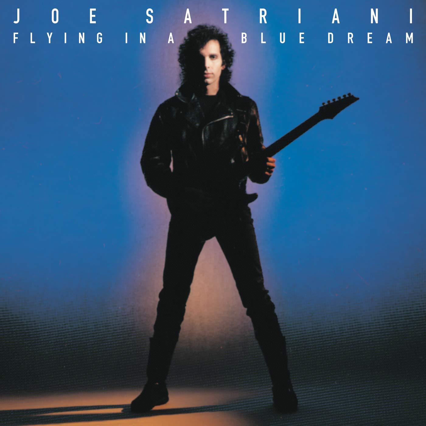 Joe Satriani – Flying In A Blue Dream (1993) [FLAC]