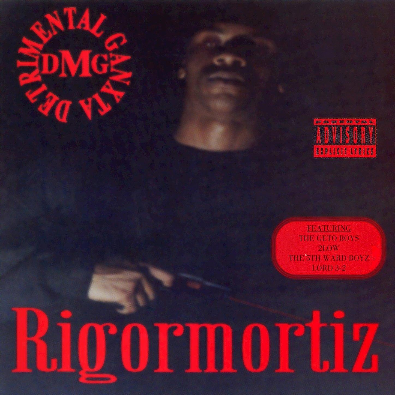 DMG – Rigormortiz (1993) [FLAC]