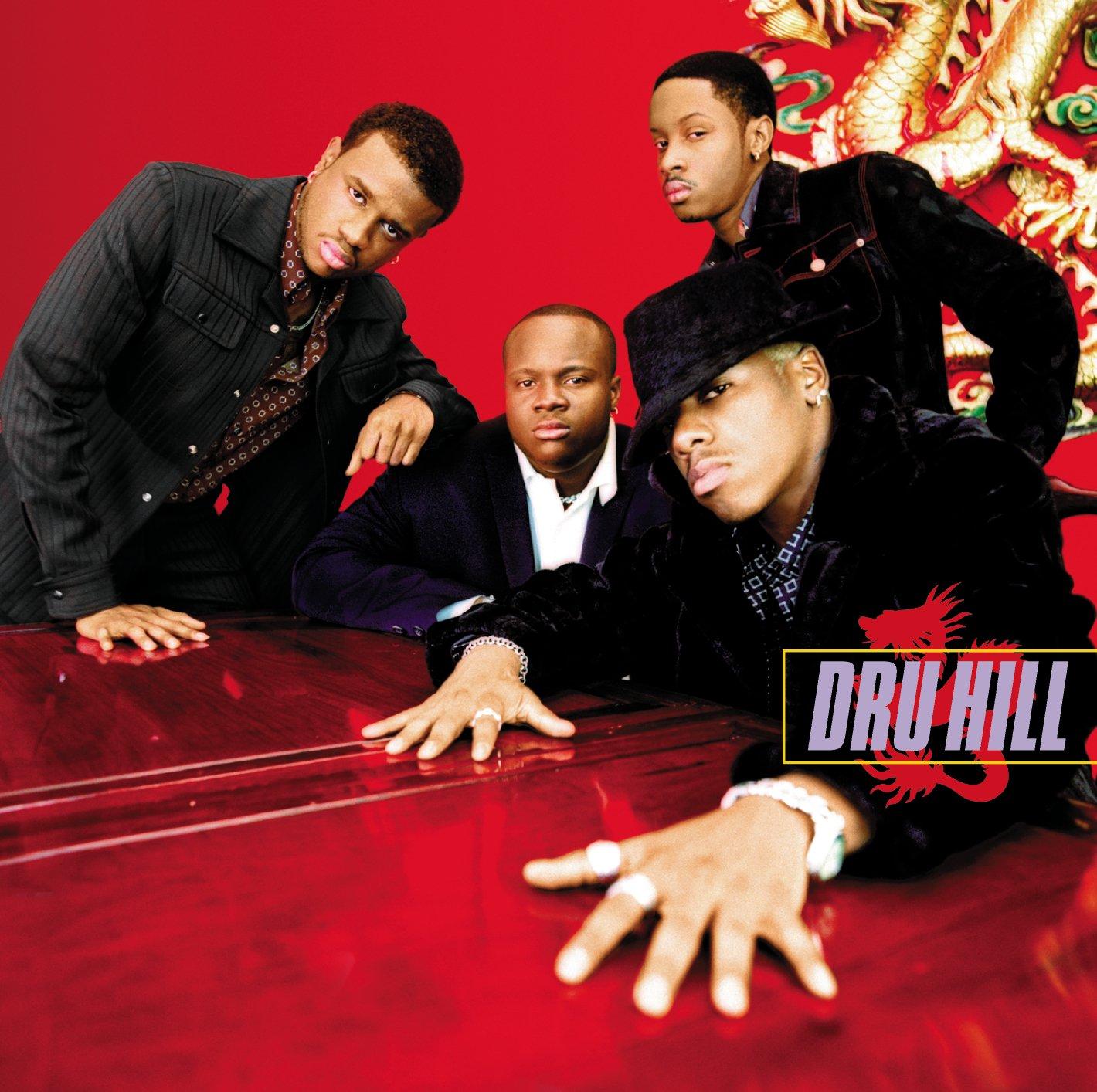 Dru Hill – Dru Hill (1996) [FLAC]