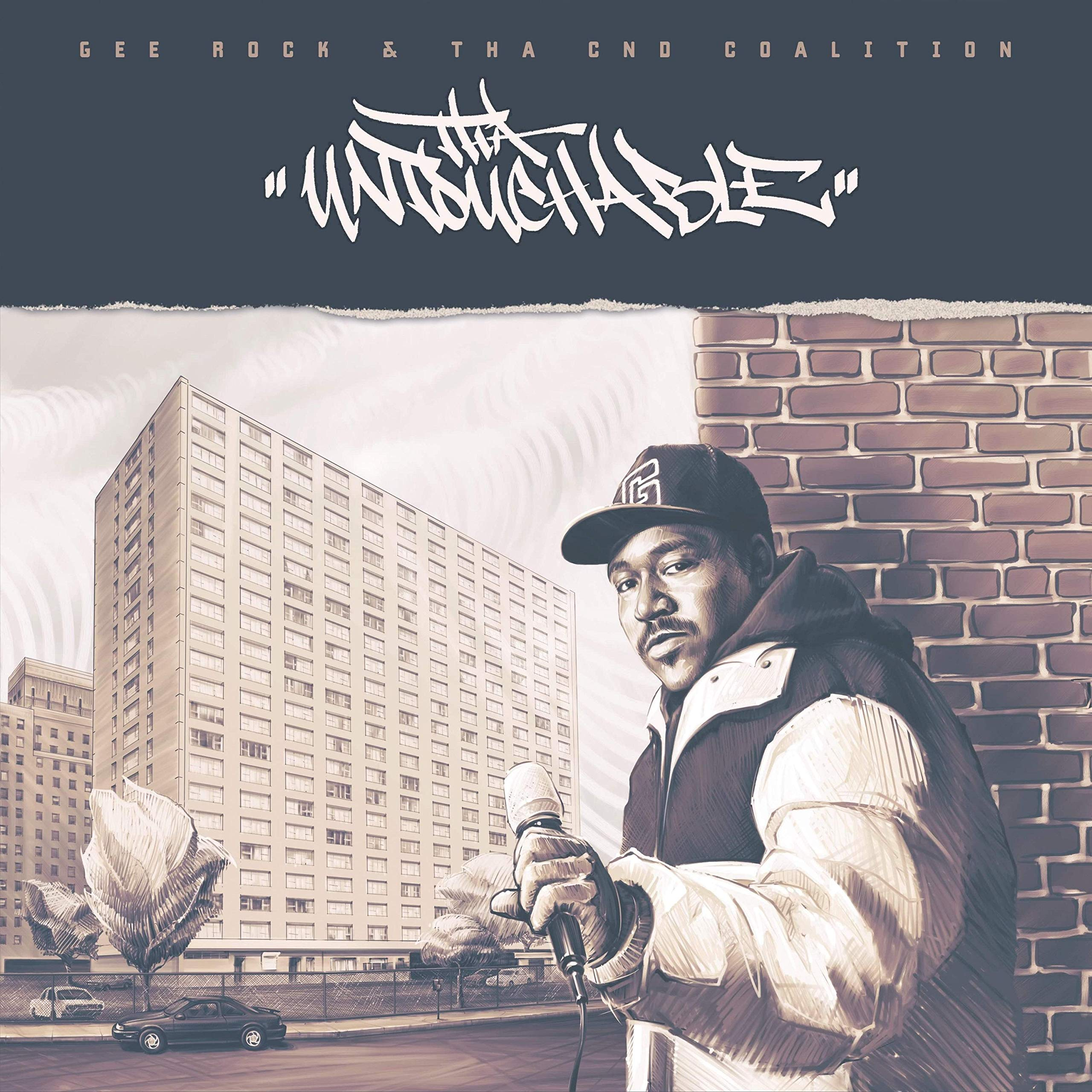 Gee Rock And Tha CND Coalition-Tha Untouchable-LIMITED EDITION-CD-FLAC-2019-AUDiOFiLE