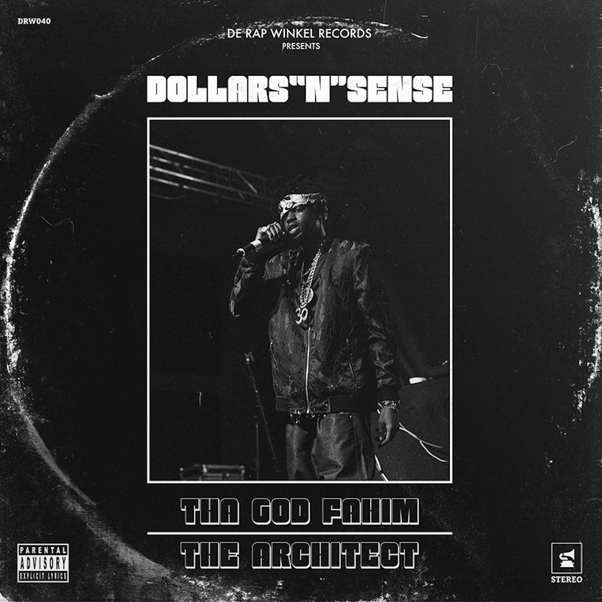 Tha God Fahim X The Architect-Dollars N Sense-LIMITED EDITION-CD-FLAC-2020-AUDiOFiLE