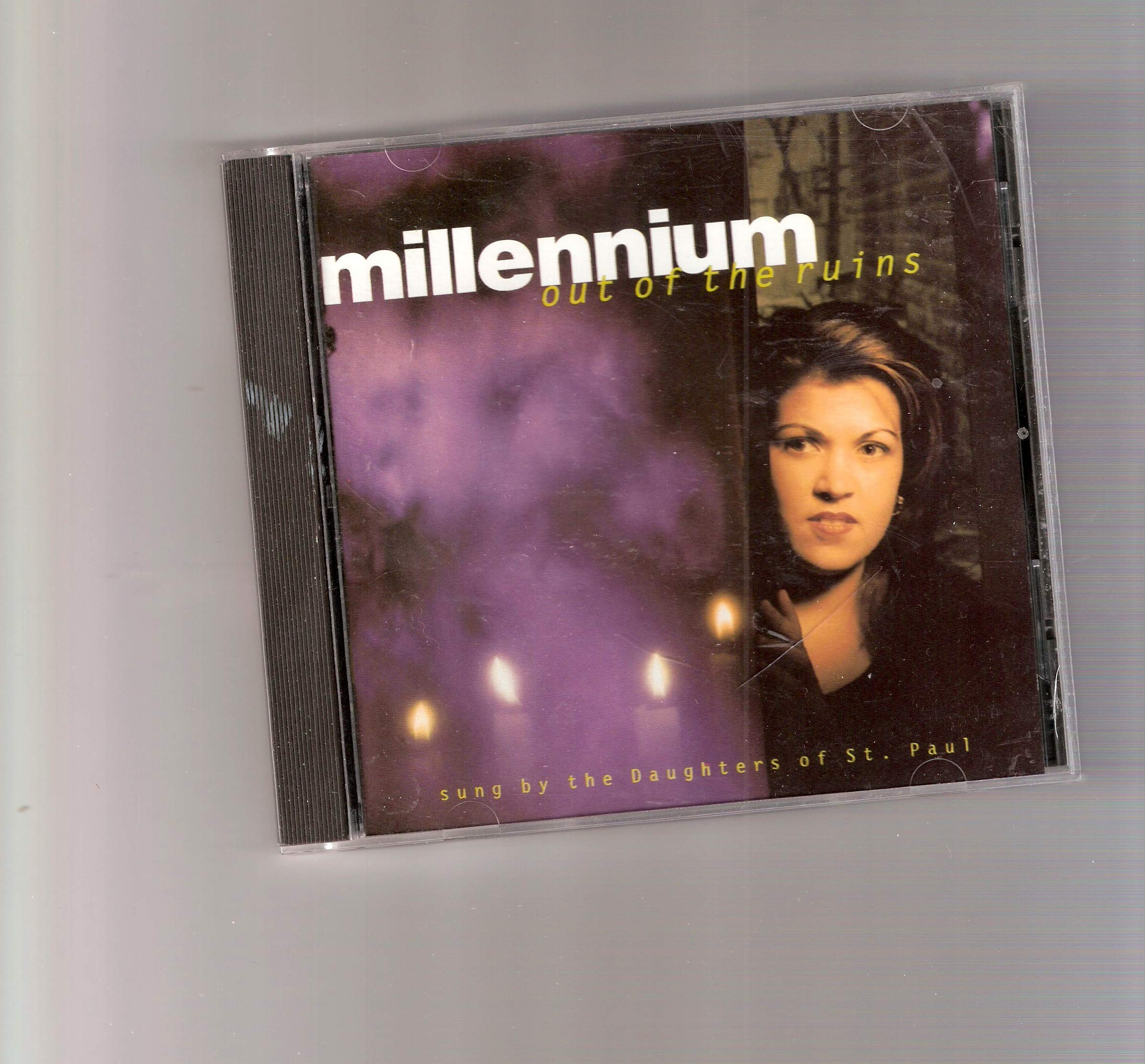 Daughters Of St. Paul-Millennium Out Of The Ruins-CD-FLAC-1996-FLACME