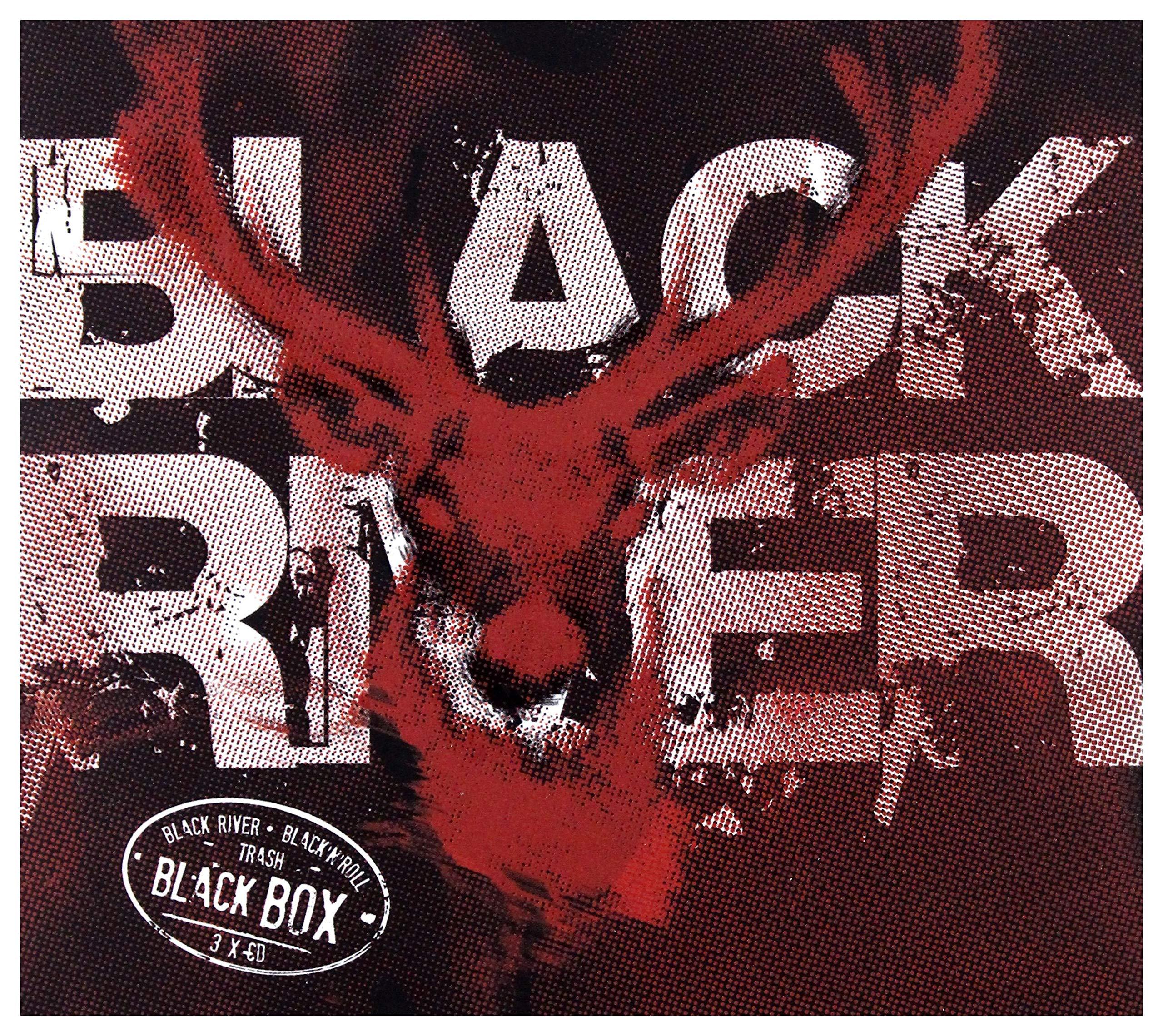 Black River – Black Box (2018) [FLAC]