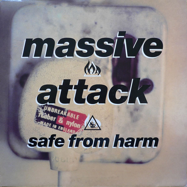 Massive Attack-Safe From Harm  Remix-12INCH VINYL-FLAC-1991-LoKET