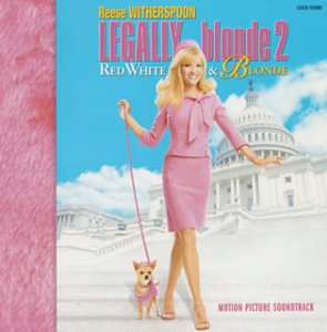 VA – Legally Blonde 2 Red White And Blonde (2003) [FLAC]