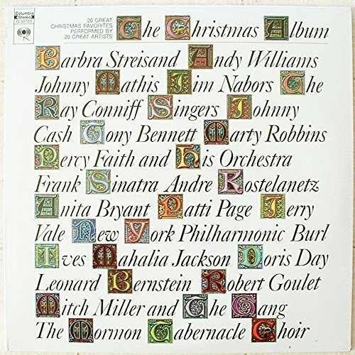 VA-The Christmas Album 20 Great Christmas Favorites By 20 Great Artists-REISSUE REMASTERED-CD-FLAC-1984-FLACME