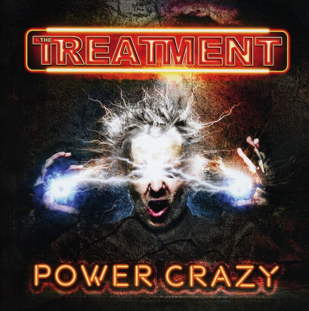 The Treatment – Power Crazy (2019) [FLAC]