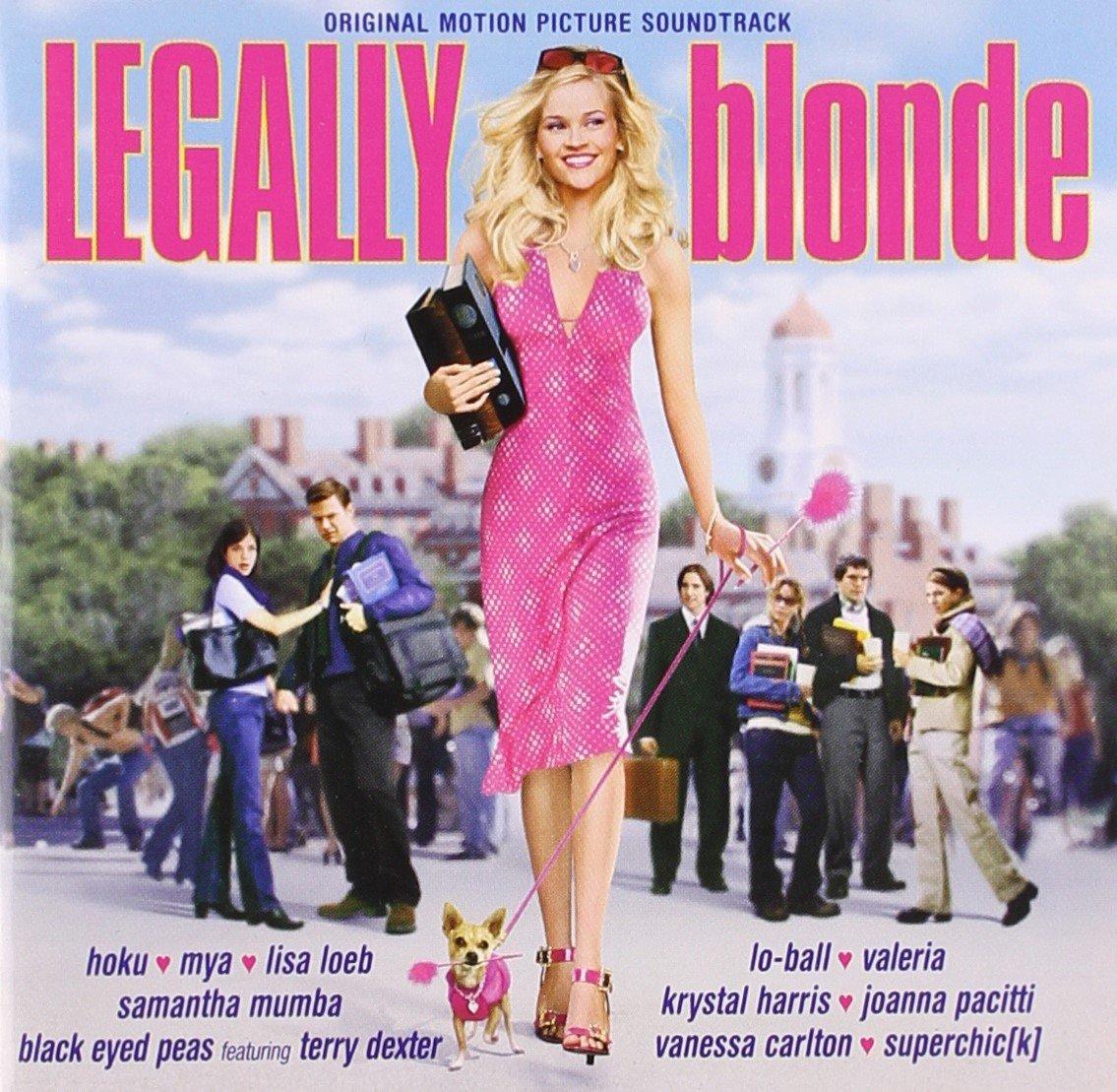 VA – Legally Blonde (2001) [FLAC]