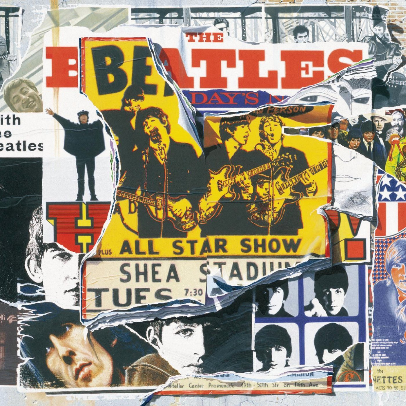 The Beatles – Anthology 2 (REISSUE 3LP) (2018) [FLAC]