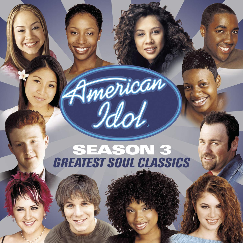 VA – American Idol Season 3 Greatest Soul Classics (2004) [FLAC]