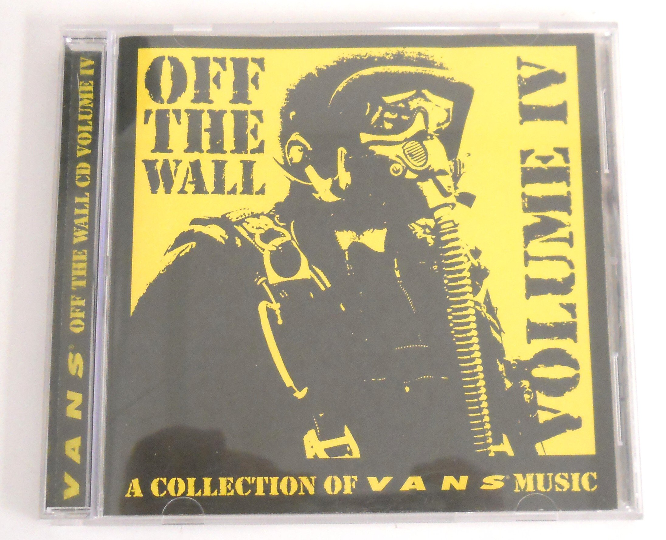 VA – Vans Off The Wall CD Volume IV A Collection Of Vans Music (2001) [FLAC]