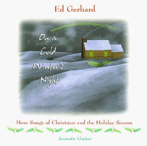 Ed Gerhard – On A Cold Winters Night (1998) [FLAC]