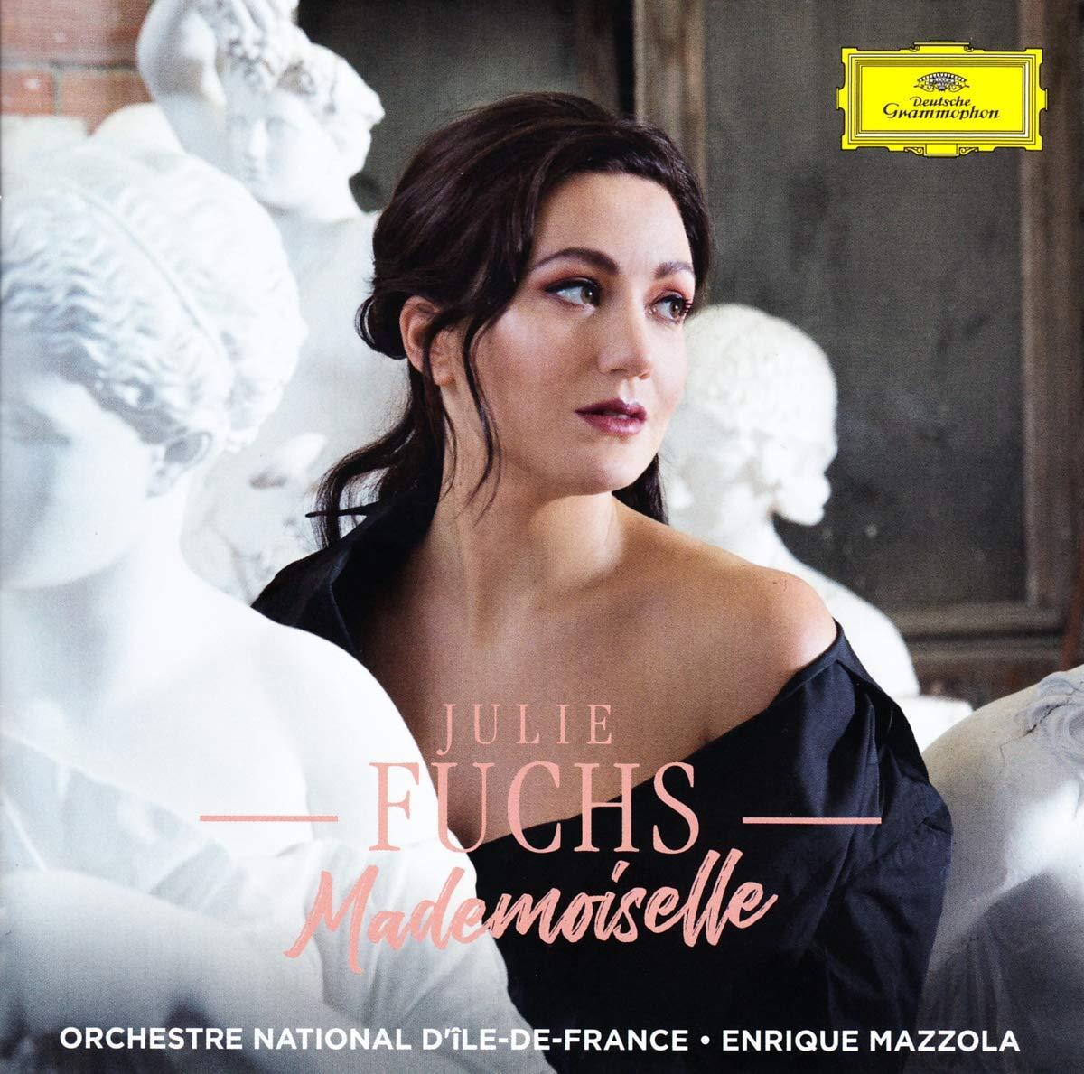 Julie Fuchs – Mademoiselle (2019) [FLAC]