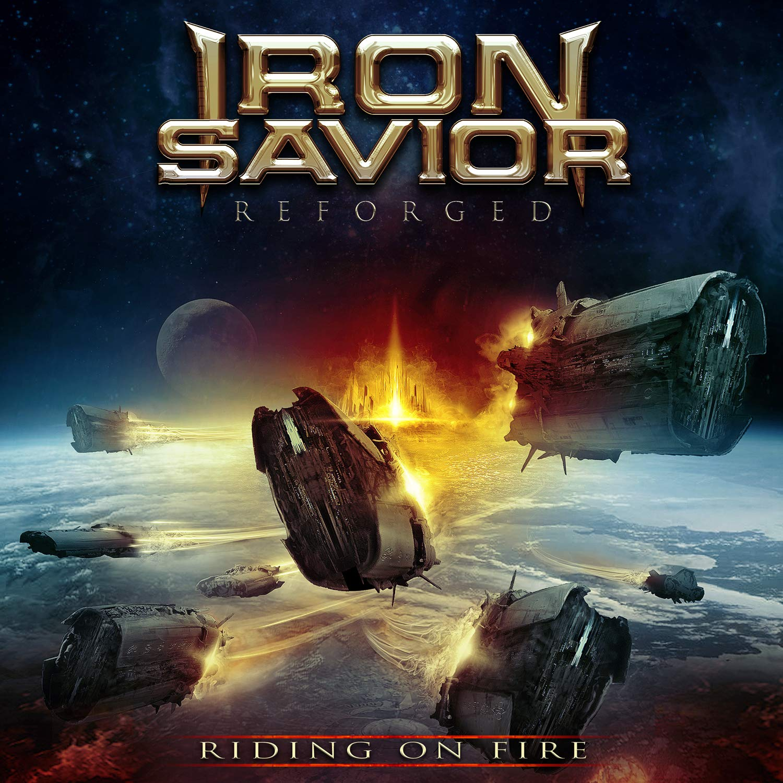 Iron Savior-Reforged – Riding On Fire-(AFM 631-9)-2CD-FLAC-2017-WRE