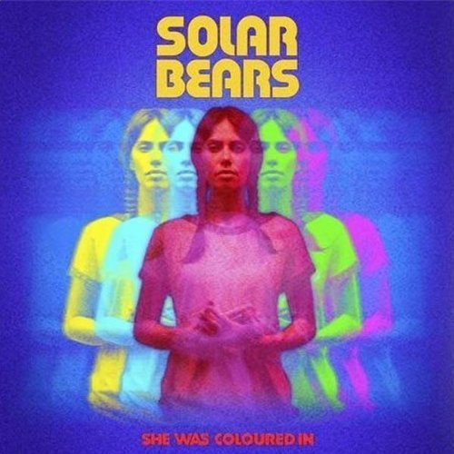 Solar Bears – She Was Coloured In (2010) [FLAC]