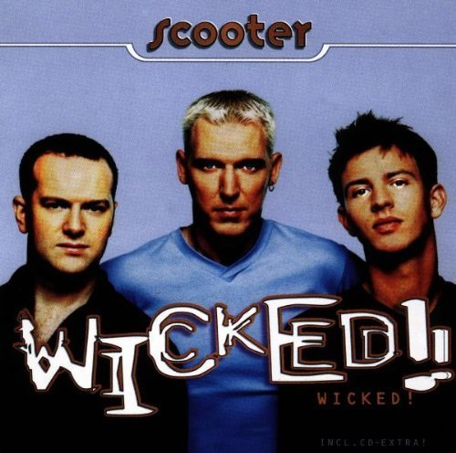 Unknown Artist<br>Scooter – Unknown Title<br>Wicked! (1996) [FLAC]
