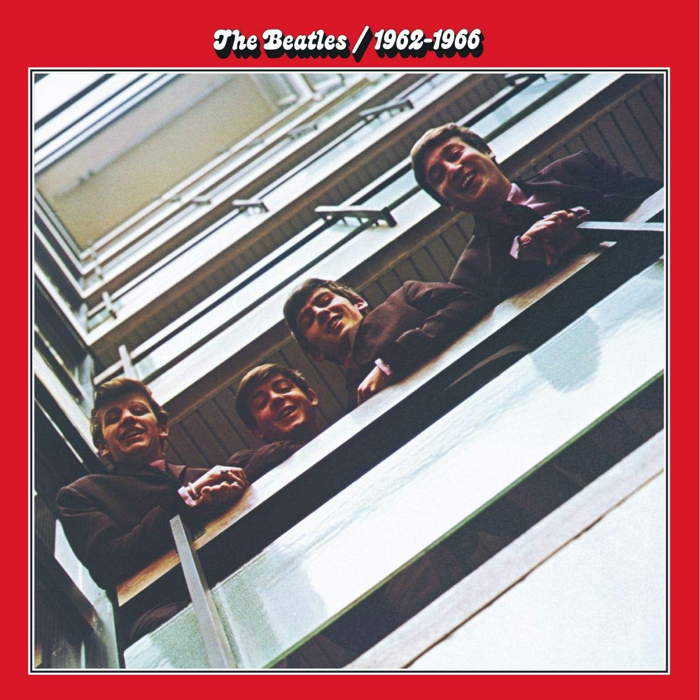 The Beatles – 1962-1966 (REISSUE REMASTERED 2LP) (2018) [FLAC]
