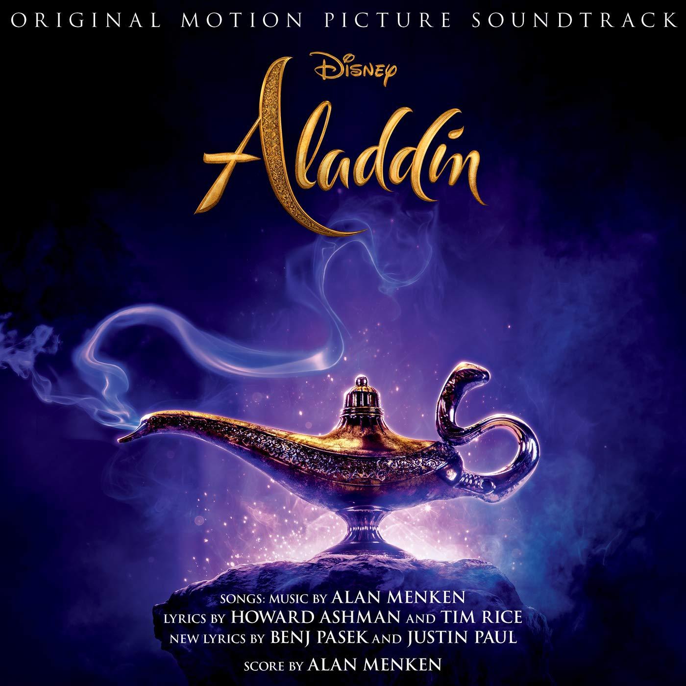 VA – Aladdin: Original Motion Picture Soundtrack (2019) [FLAC]