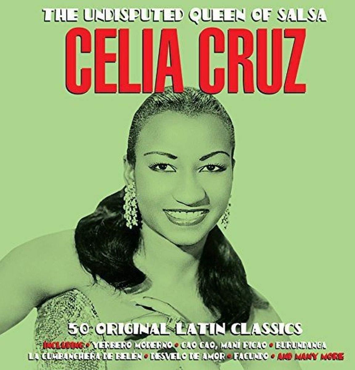 Celia Cruz – The Undisputed Queen Of Salsa (2014) [FLAC]