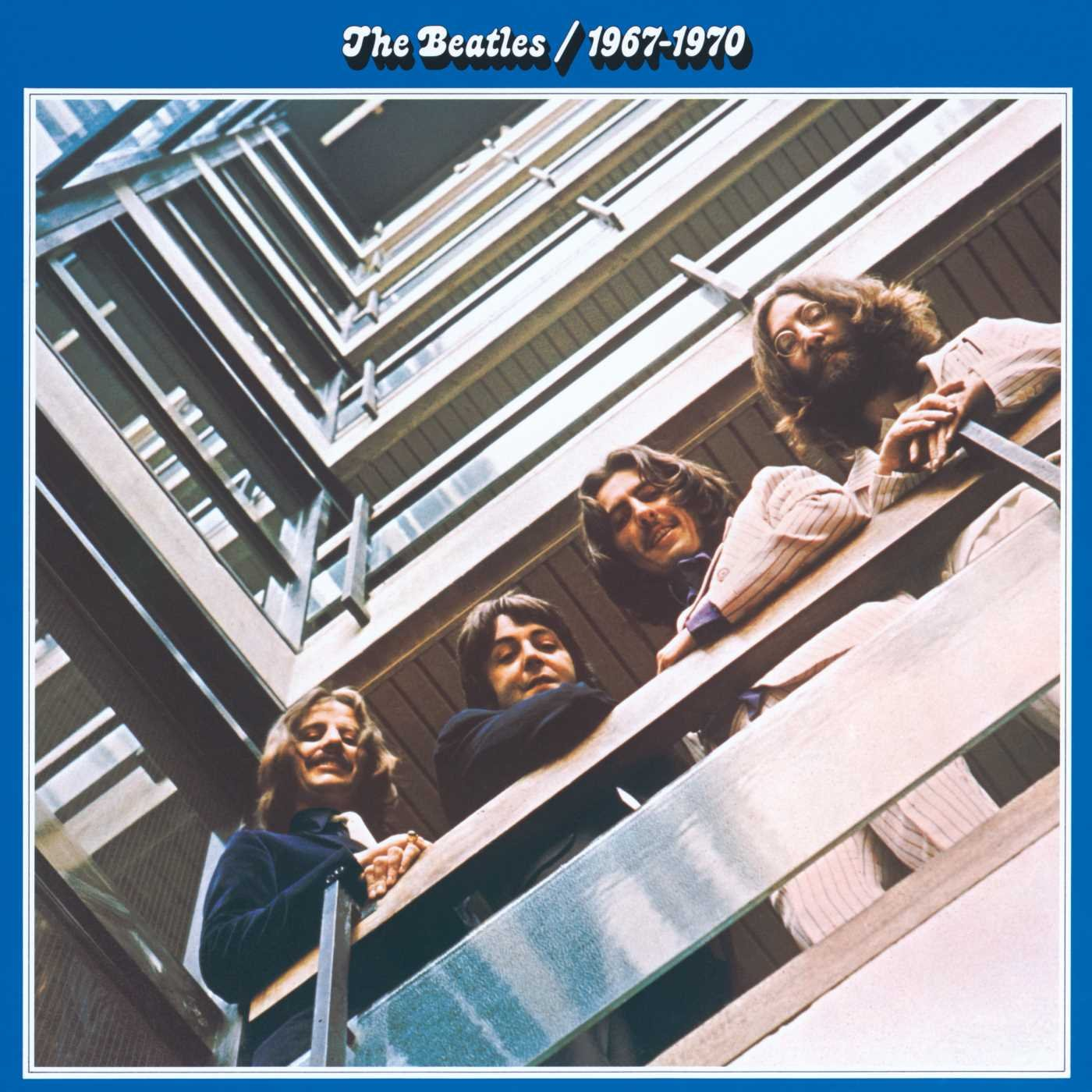 The Beatles – 1967-1970 (REISSUE 2LP) (2018) [FLAC]