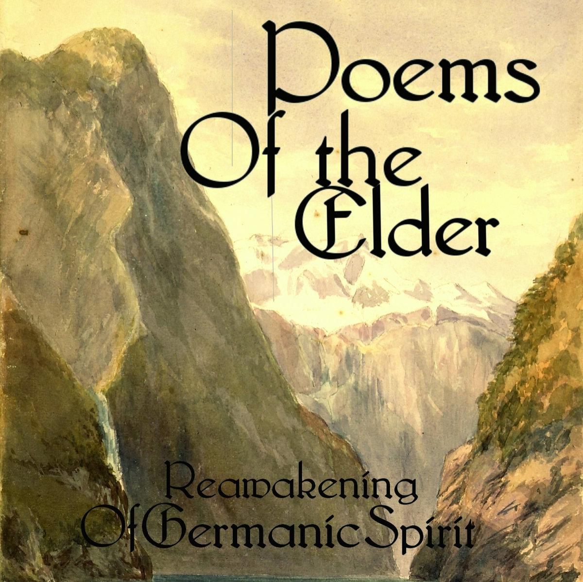 Poems Of The Elder-Reawakening Of Germanic Spirit-CD-FLAC-2019-PEGiDA