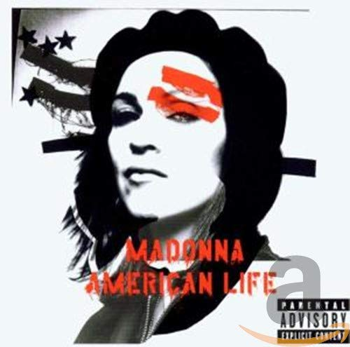 Unknown Artist<br>Madonna – Unknown Title<br>American Life (2003) [FLAC]