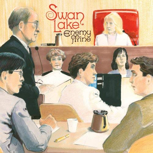 Swan Lake-Enemy Mine-CD-FLAC-2009-THEVOiD