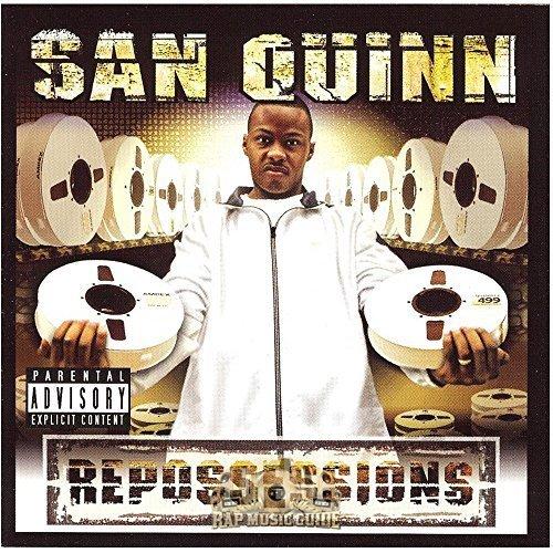 San Quinn – Repossessions (2001) [FLAC]